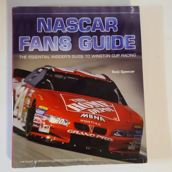 Nascar Fans Guide (2003 Hardcover)
